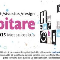 Habitare / Design Market / Paris Design Week / Design Night Festival