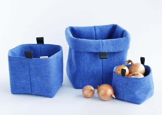 TRIO-S set, blue
